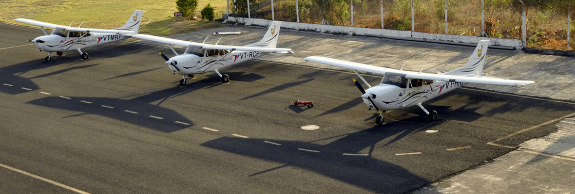 pilot training in shirpur maharashtra